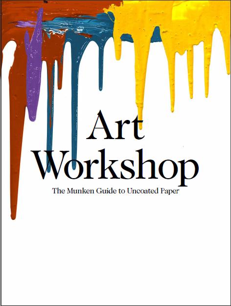 Art Workshop , The Munken Guide to Uncoated Paper